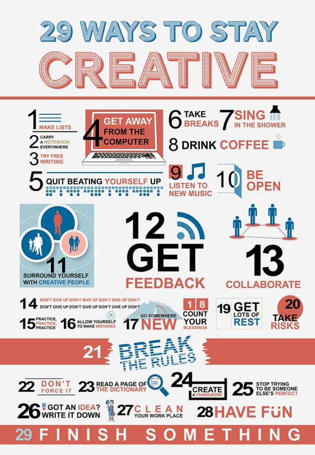 29 ways to stay creative-A1_Final