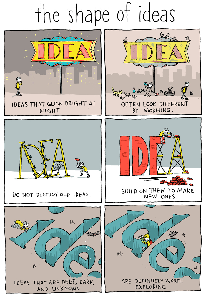 The Shape of Ideas - Grant Snyder