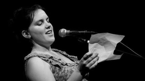 Erin Fornoff - Spoken Word Poet. Photo by Arek Wnuk
